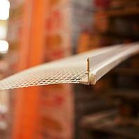Примыкающий профиль для оконных и дверных откосов с сеткой