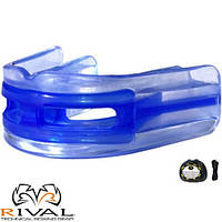 Капа двойная RIVAL Brain Pad Pro Plus Mouthguard