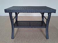 Столик плетенный из ротанга