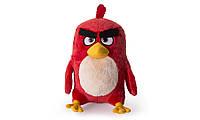 Angry Birds: мягкая игрушка Ред со звуковыми еффектами (30 см)
