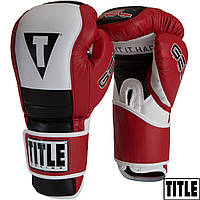 Боксерские перчатки TITLE GEL Rush Training Gloves