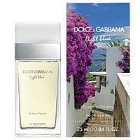 Женская туалетная вода Dolce & Gabbana Light Blue Escape to Panarea