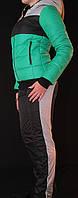 Зимний спортивный костюм на холлофайбере (42-54)