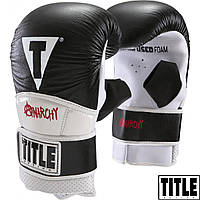 Снарядные перчатки TITLE Infused Foam Anarchy Pro Bag Gloves