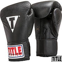 Снарядные перчатки TITLE Classic Leather Super Bag Gloves