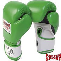 Тренировочные перчатки  FIT Boxing кожзам