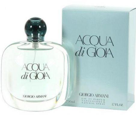 Наливная парфюмерия   №53 (тип аромата  Acqua di Gioia)  Реплика