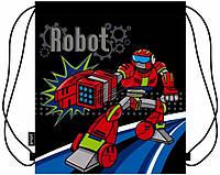 """Сумка для обуви Smart """"Robot""""  531295"""