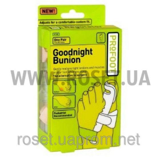 Бандаж для большого пальца ноги - Goodnight Bunion