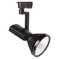 Cветодиодный трековый светильник Horoz 12W черный HL 824L нейтральный свет