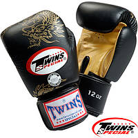 Боксерские перчатки  Dragon Premium Leather BG FBGV23G