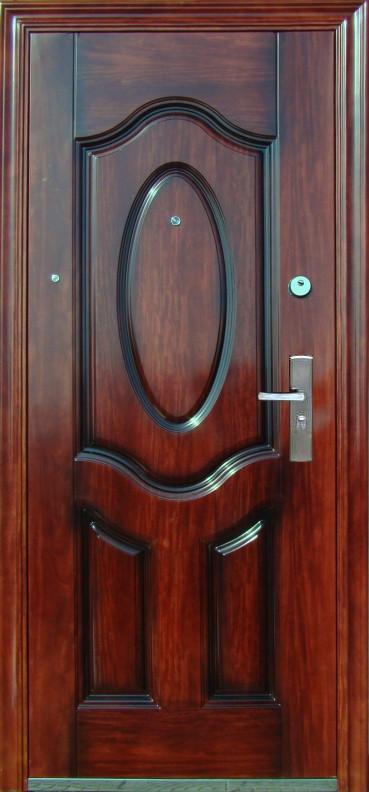 Китайские входные двери AAA богатырь 002 лак