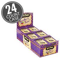 Ящик 24 упаковки Jelly belly Bertie Bott's Every Flavour Beans Harry Potter
