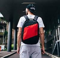 Рюкзак Punch Tilt Black/Red 18L, фото 1