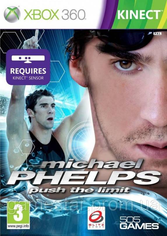 Michael Phelps Push the Limit Kinect Xbox 360 - GameStar в Киеве