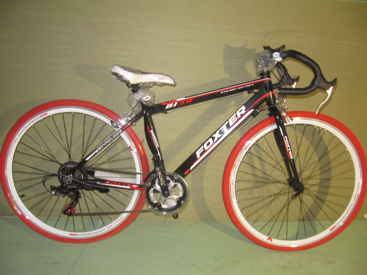 """Велосипед шосейний FOXTER hybrid 26"""""""