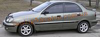 Молдинг дверей на Chevrolet Lanos Седан