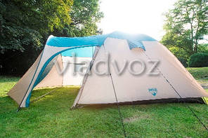 Палатка Hogan 5 местная, пятиместная с чехлом, фото 2