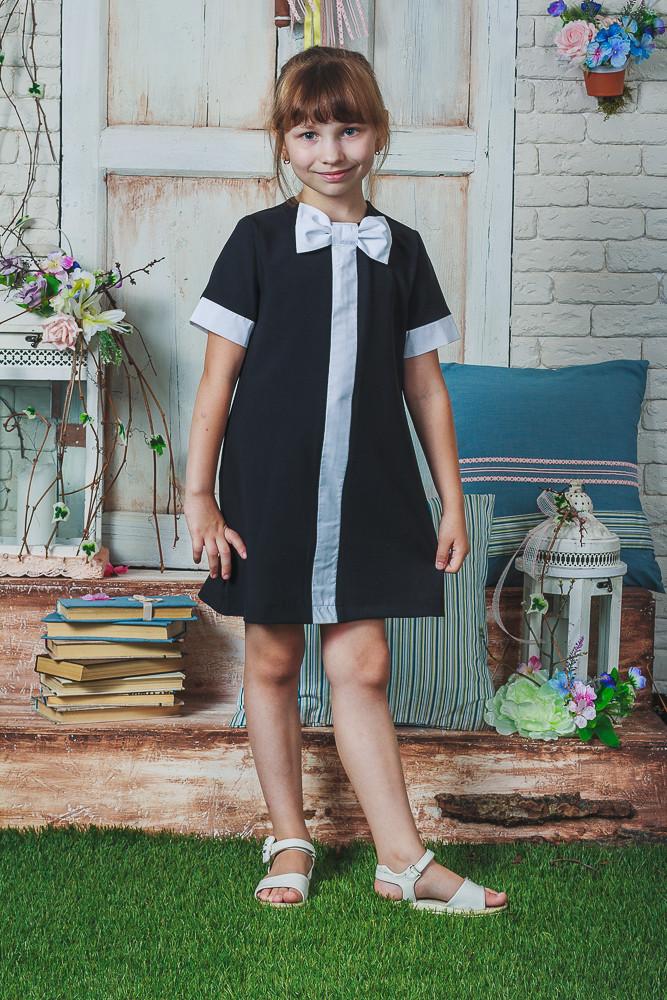 Платье школьное для девочки