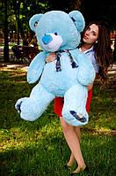 Мишка Барни 130 см.Мягкая игрушка.игрушка медведь.мягкие игрушки украина.Плюшевый мишка