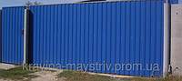 Профнастил ПС-6 ГЛЯНЕЦЬ (Польша, Росія) 0,45мм, фото 1