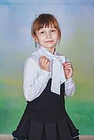 Блуза для девочки школьная , фото 1