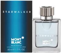MONT BLANC Starwalker EDT 50 ml туалетная вода мужская (оригинал подлинник  Франция)