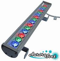 Светильник светодиодный линейный C-45-RGB-700. Линейный LED светильник. Светодиодный линейный светильник.