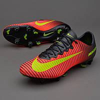Футбольные бутсы Nike Mercurial Vapor XI SG Pro