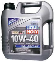 Моторное масло полусинтетика Liqui Moly(Ликви Моли) МoS2 Leichtlauf 4 л.