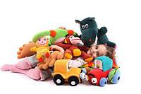 Разновидности детских игрушек