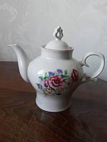 Чайник Заварочный 1 л с деколью ЧЗ-1
