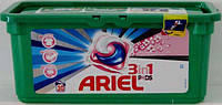"""Капсулы для стирки Ariel """" Lenor"""" 28 шт. - Германия"""