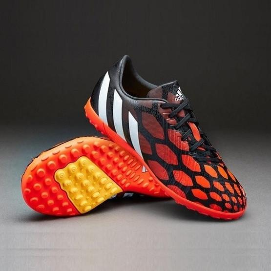 Детская футбольная обувь (многошиповки) Adidas Predator Absolado Instinct TF Junior