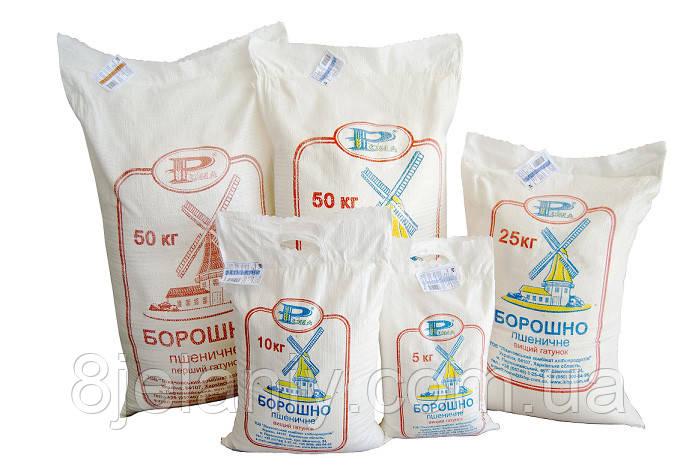 Мука пшеничная Рома высший сорт мешок 50 кг Харьков - 8 желаний в Харькове