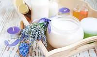 Увлажняющее массажное масло с эфирным маслом лаванды