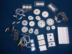 Одноразовые электроды для экг/холтера