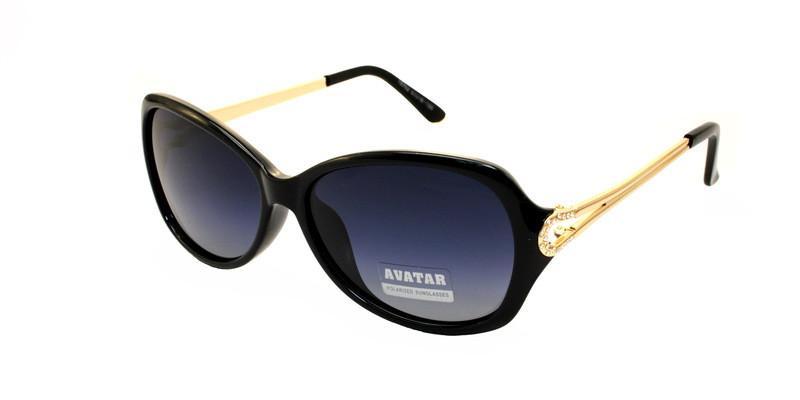 Солнечные очки модные женские Avatar Polaroid