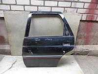 Дверь задняя левая универсал Ford Escort (90-95)