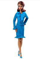 Коллекционная кукла Барби Силкстоун / Chic City Suit Barbie Doll