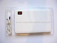 Внешний аккумулятор Power Bank 30000 mAh Remax Proda Notebook, white (для телефона, смартфона, планшета)