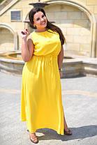 Х8033 Платье гречанка  размеры 50-56 , фото 2