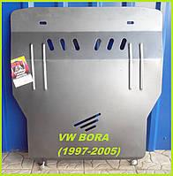 Защита картера двигателя и КПП Фольксваген Бора (1997-2005) Volkswagen BORA