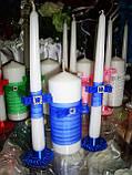 Набор свадебных свечей Узы, фото 2