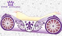 Кровать девочки Карета фиолетовая Размеры:1800*836 (матрас - 1600*800 мм.)Кровать + ЯЩИК -3 719 грн.