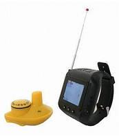 Беспроводной эхолот - часы Lucky FF518 (наручный эхолот)