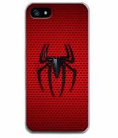 Чехол Человек паук силиконовый для айфона 5 5s