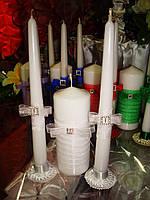 Набор свадебных свечей Узы, фото 1