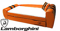 Диван кровать с ортопедическим матрасом Lamborghini Гранд 2