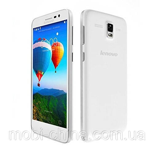 Смартфон Lenovo A8  A808 Octa core 16GB White